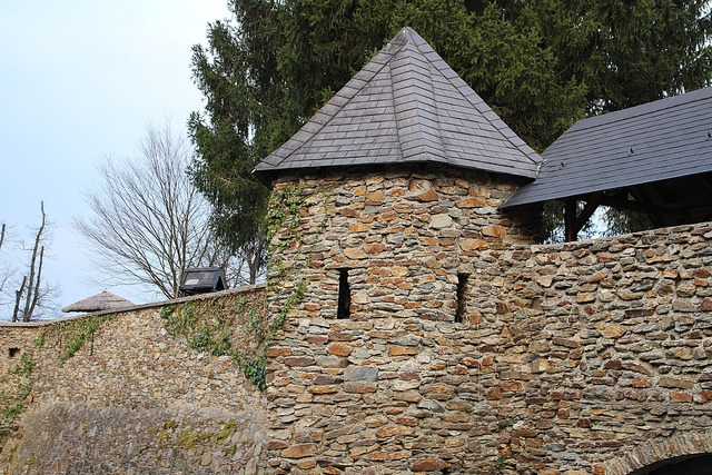 Watchtower defensive tower fortress.