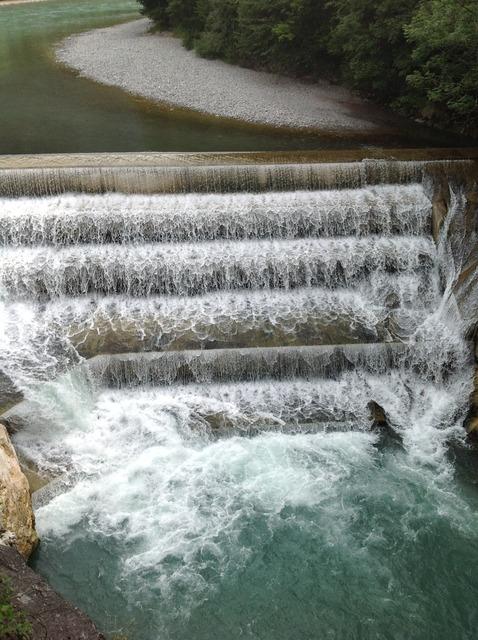 Waterfall lech füssen.