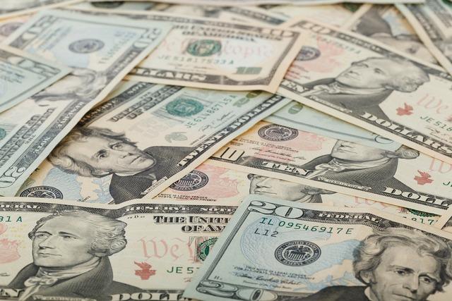Wealth us dollars usa, business finance.