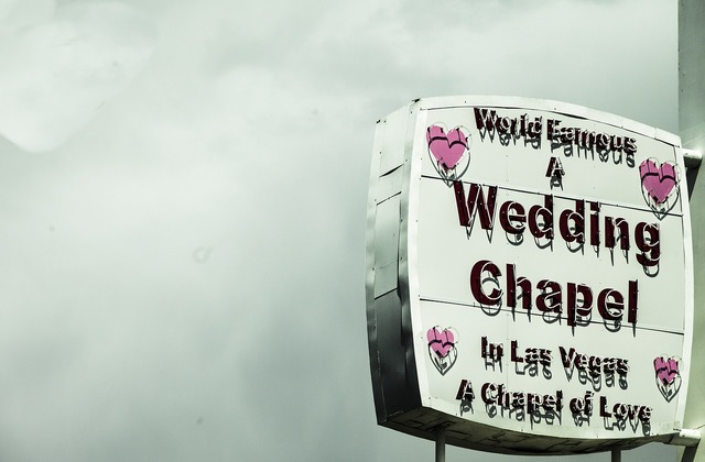 Wedding chapel heart chapel, emotions.
