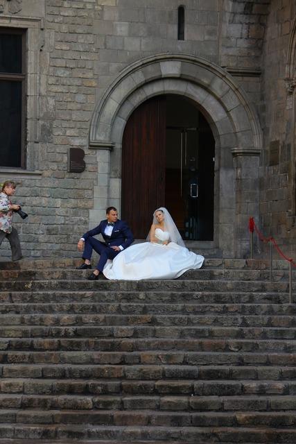 Wedding marriage happy people.