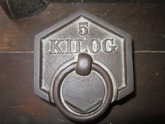 Weight kilo kilogram.
