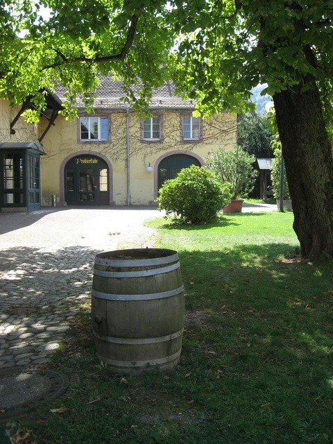 Weinhof winery barrel, architecture buildings.