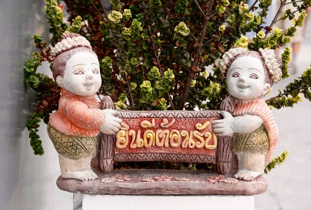 Welcome thailand sculpture, religion.