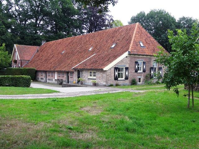 Westerflier bouwhuis house, architecture buildings.