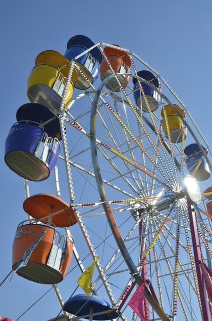 Wheel fair colors.