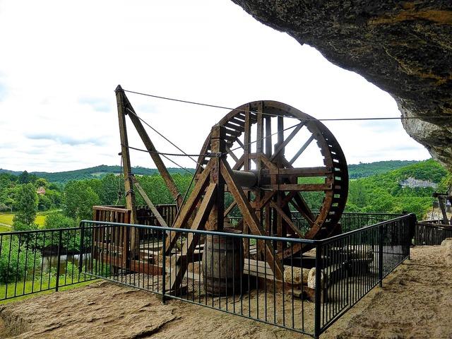 Wheel machinery engineering, industry craft.