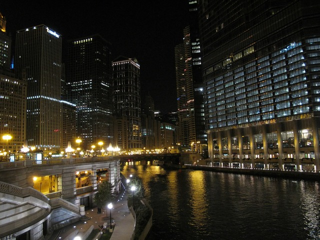 Which night chicago.