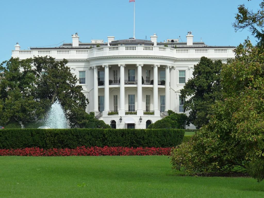 White house president usa.