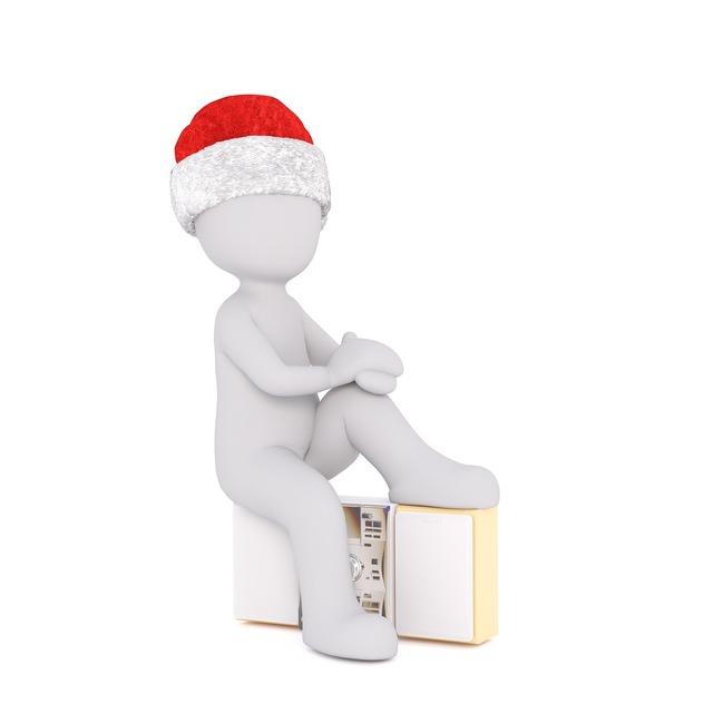 White male 3d model figure.