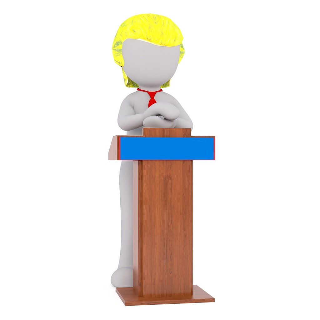 White male 3d model isolated.