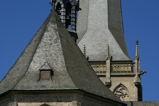 Willibrordi-dom wesel cathedral, architecture buildings.
