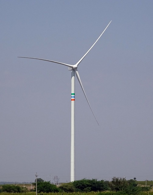 Wind turbine wind power.