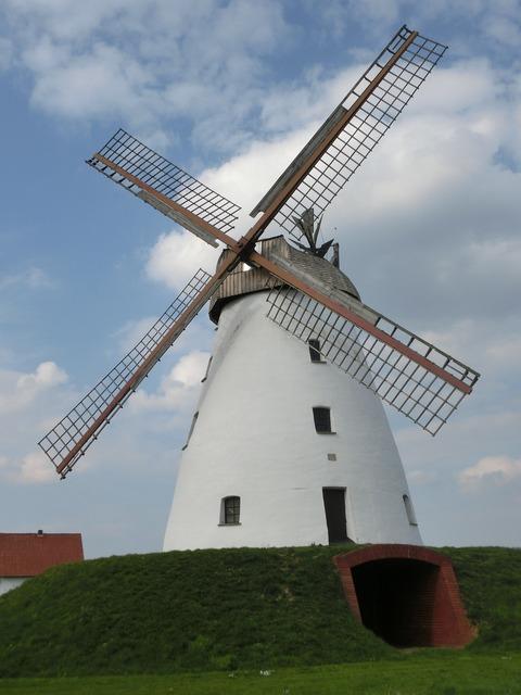 Windmill weser uplands weser.