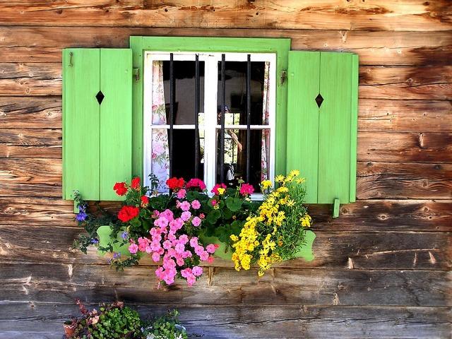 Window baita window grilles.