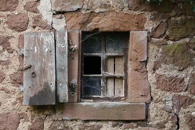 Window building disc, architecture buildings.