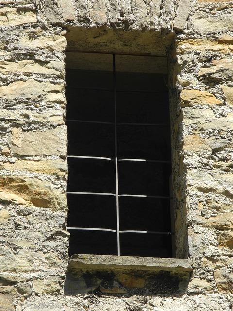 Window castle stone, architecture buildings.
