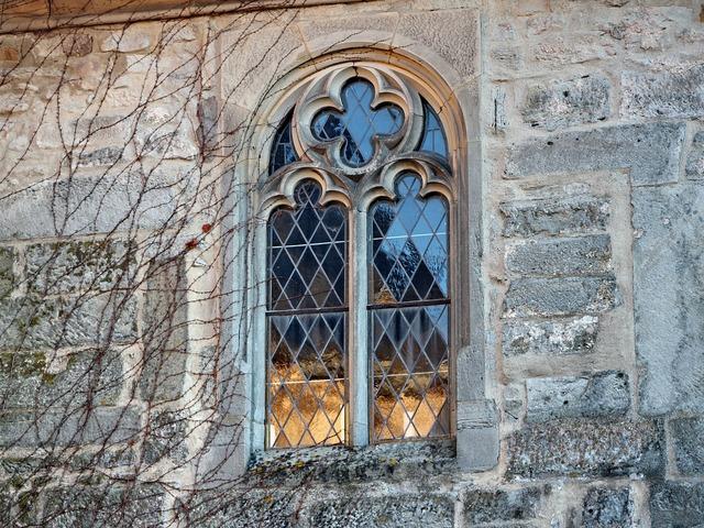 Window glass window glass, religion.