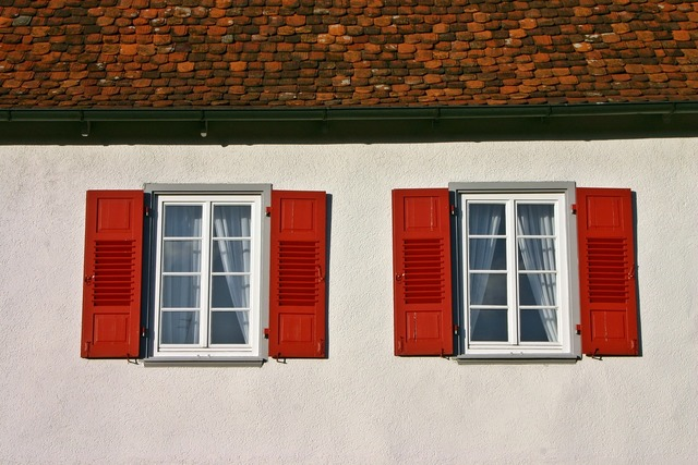 Window home building, architecture buildings.