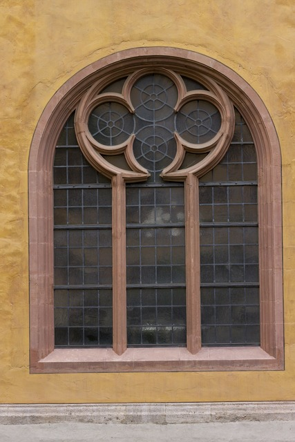 Window old window middle ages, architecture buildings.