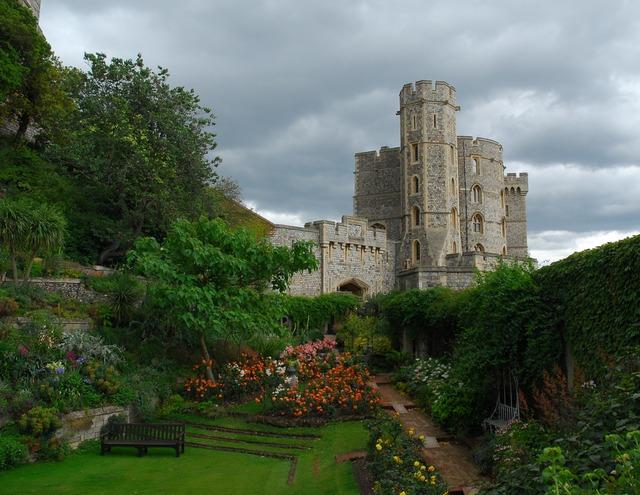 Windsor castle hdr castle.