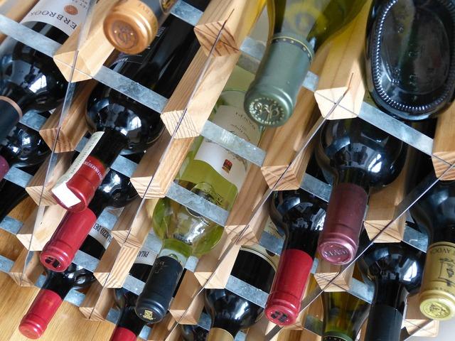 Wine bottles bottle.