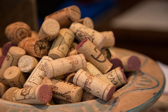 Wine cork bottle, food drink.