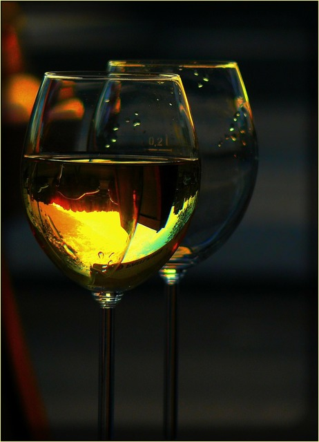 Wine glass drop of water clear, food drink.