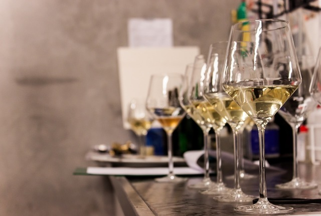 Wine glasses wine glass, food drink.