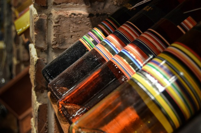 Wine the bottle shop.