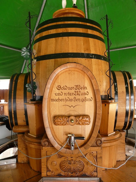 Wine wine barrel drink, food drink.