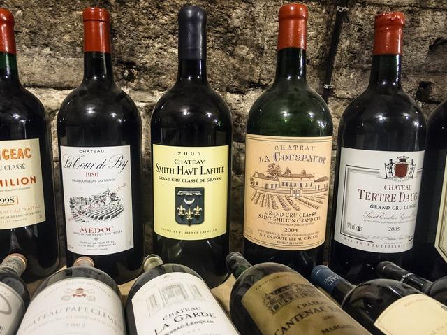 Wine winery burgundy.