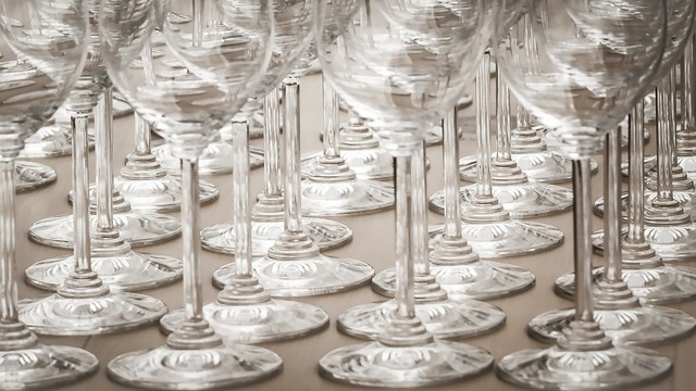 Wineglasses pattern wineglass, backgrounds textures.