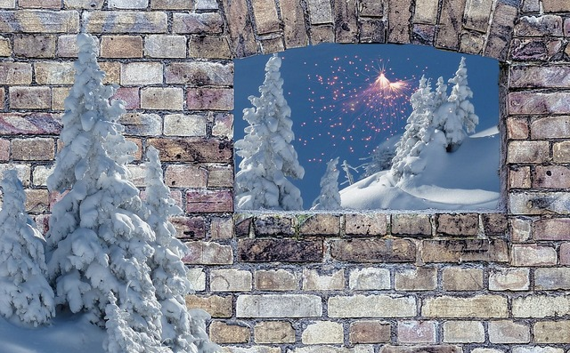 Winter christmas background, backgrounds textures.