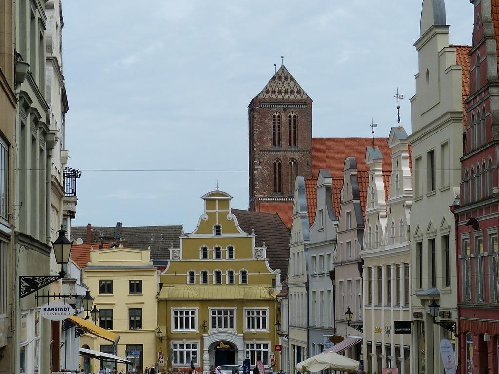 Wismar mecklenburg historically, religion.