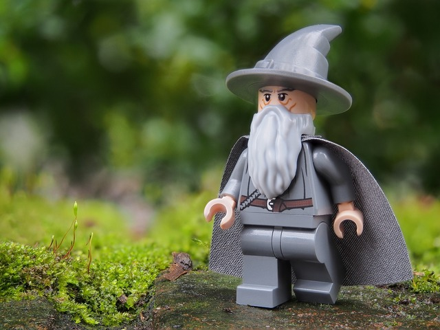 Wizard gandalf lego, people.