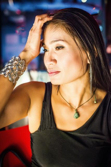 Woman bar thailand, beauty fashion.