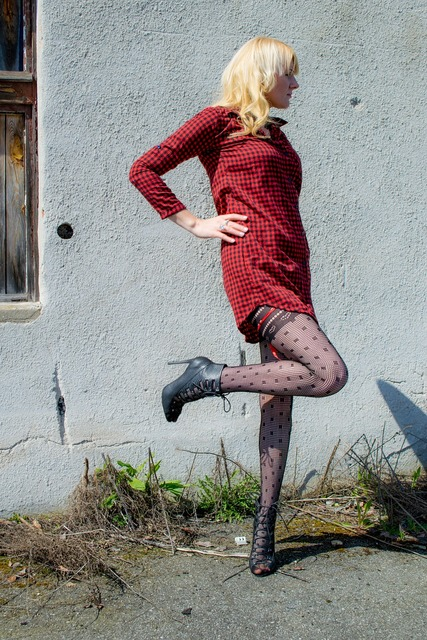 Woman dress shoes, beauty fashion.