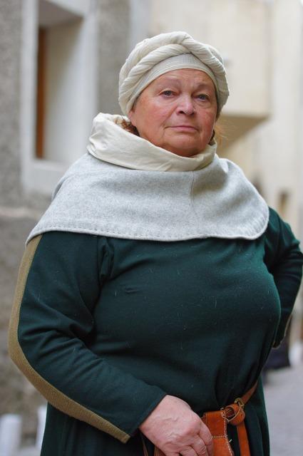 Woman elderly elderly woman, beauty fashion.