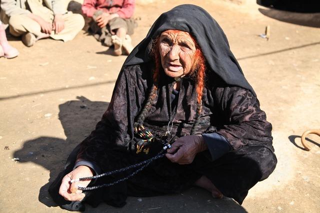 Woman old afghanistan, beauty fashion.