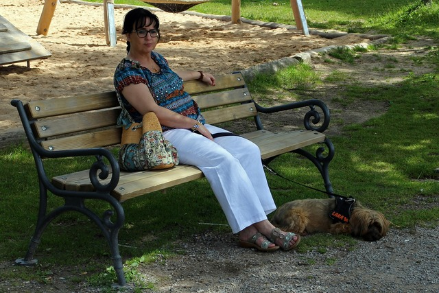 Woman person dog, beauty fashion.