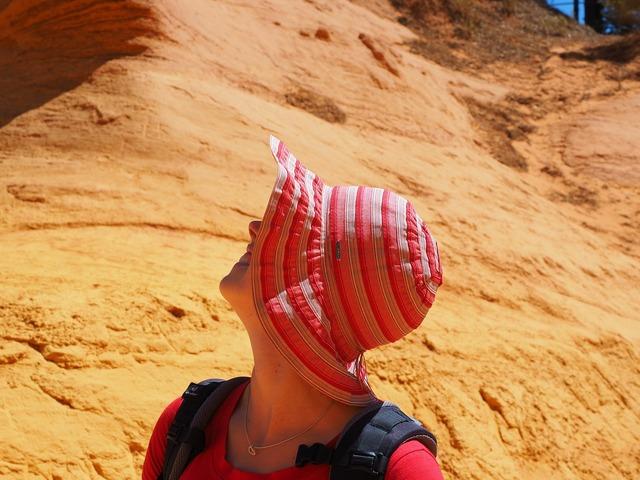 Woman person hat, beauty fashion.