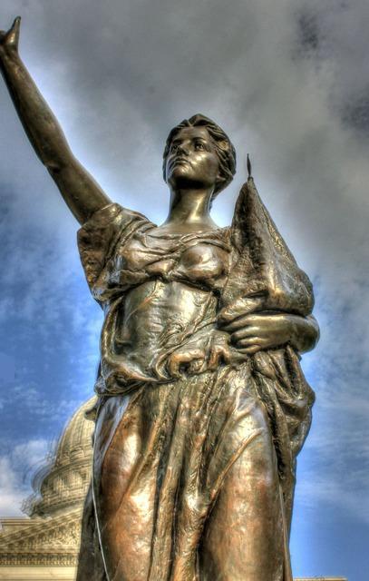 Women's rights statue madison.