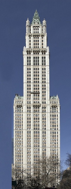Woolworth building manhattan skyscraper, architecture buildings.