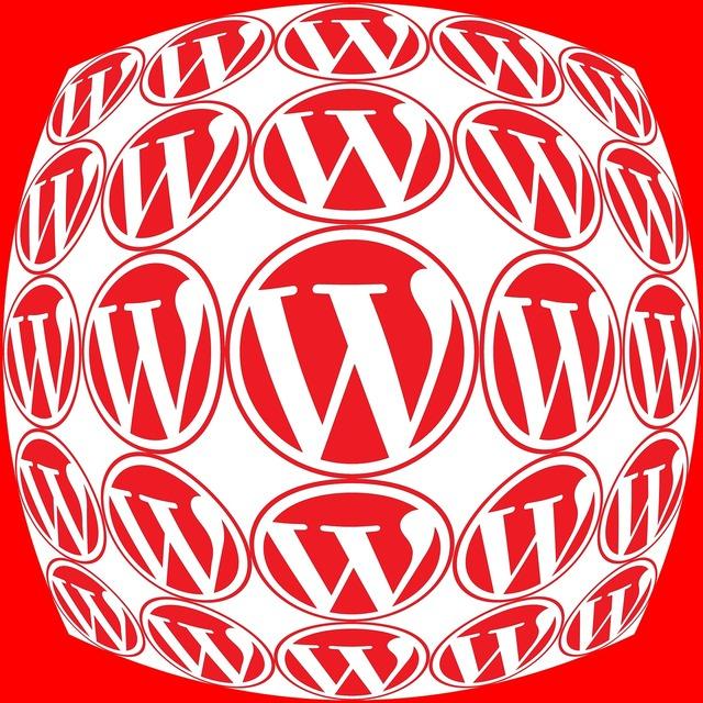 Wordpress blogging blog.
