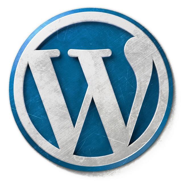 Wordpress wordpress logo wordpress icon.