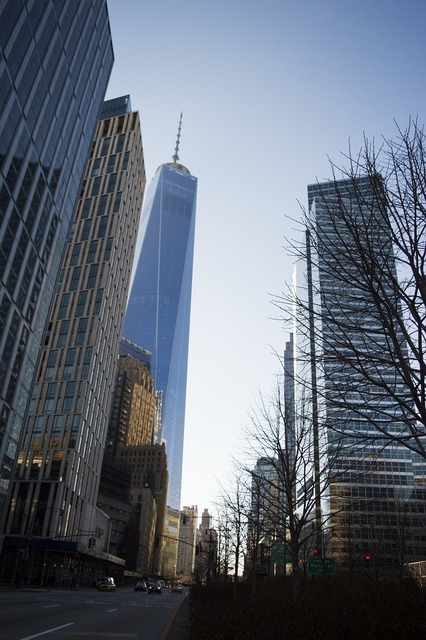World trade center new york business, business finance.