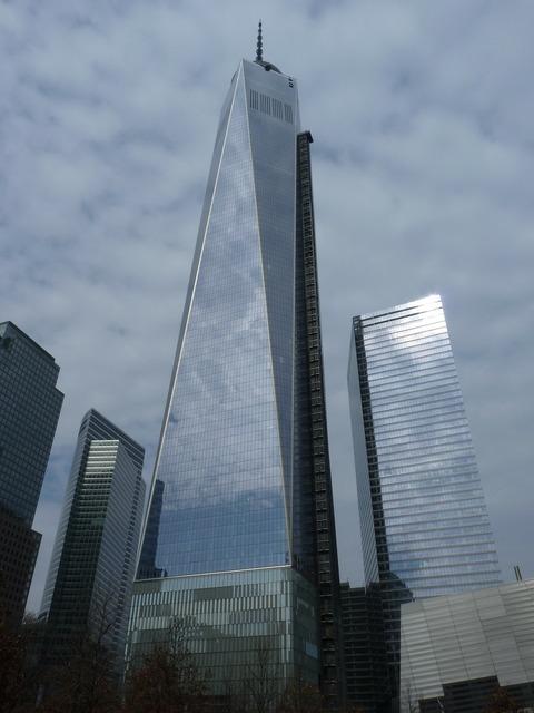 World trade center nyc usa.