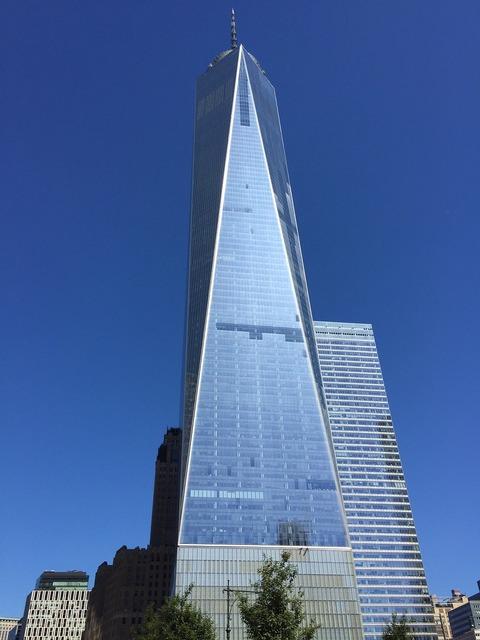 World trade center skyscraper new york city, architecture buildings.
