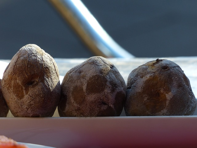 Wrinkly potatoes canarian wrinkly potatoes potatoes.